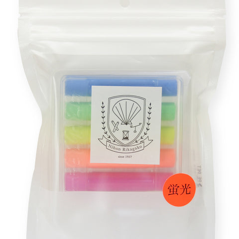 Kitpas Dustless Chalk - Neon