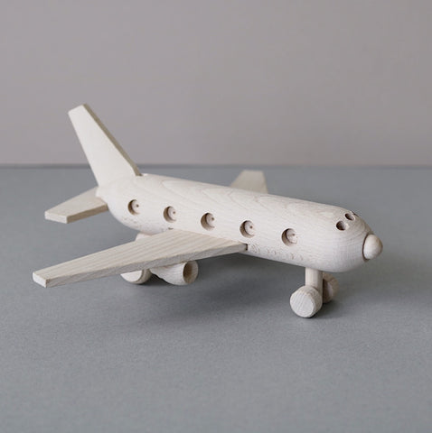 Passenger plane toy - Happy Little Folks