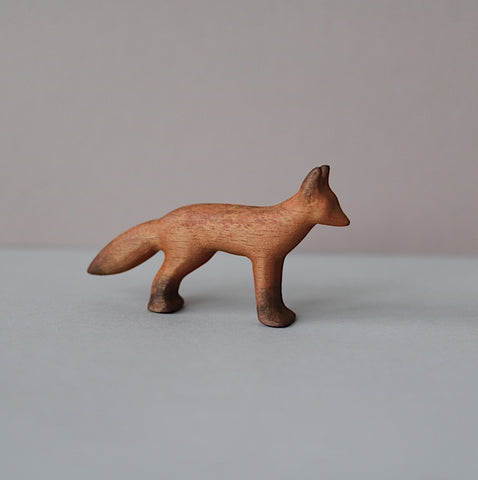 Wooden Fox toy
