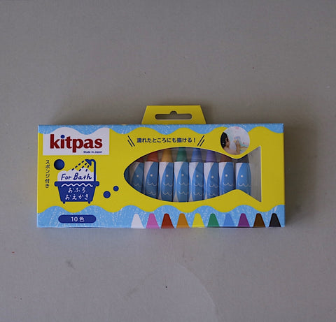 Kitpas for Bath 10 Colours