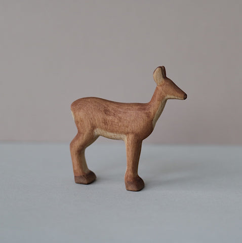 Wooden Doe toy