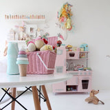 Wooden ice-cream stacker (Natural or colour) // PRE-ORDER