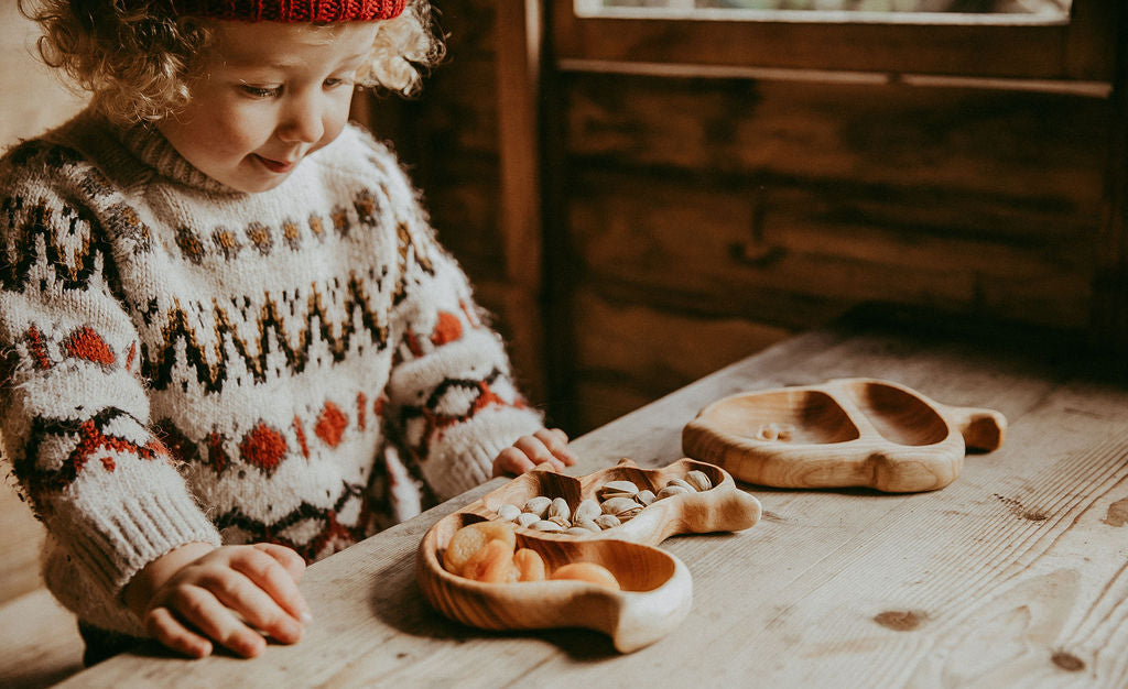 Handmade scandi style decor by Happy Little Folks