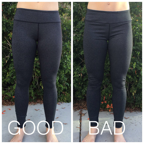 Are Your Workout Pants Too Big? - Senita Athletics