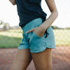 Sedona Shorts - Jade Green