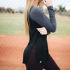 Agility Long Sleeve - Black