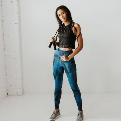 Speed Pants - Prism Blue