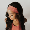No-Slip Headband - Clay