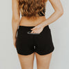 Runner's Shorts  - Black