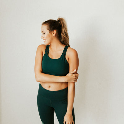 Perfect Latch Nursing Sports Bra - Ponderosa