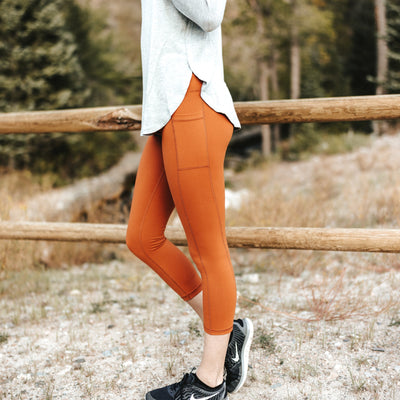 Ellie Tights - Copper