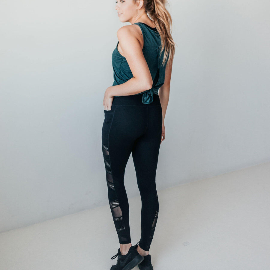 Serena Pants - Black