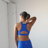 Sarah Sports Bra - Sweet Blue