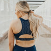 Sarah Sports Bra - Twilight Marine