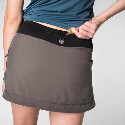 Ace Skirt - Gray