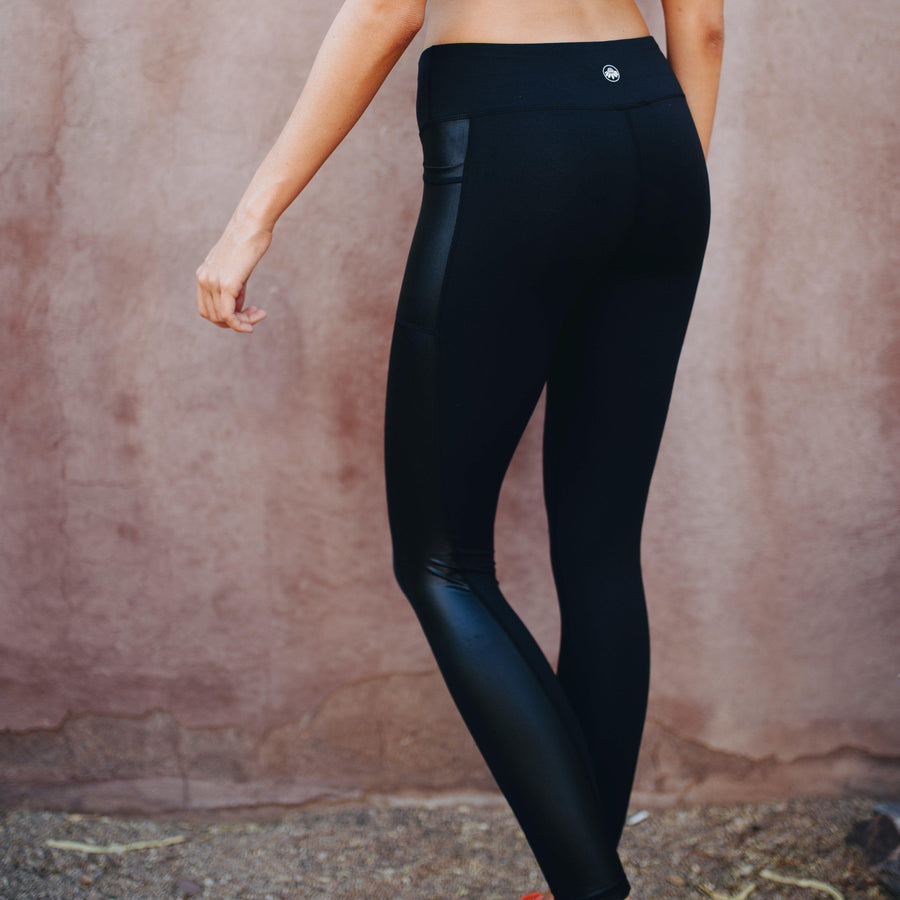 Bottoms - Amara Pants - Sleek Black