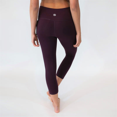 Bottoms - Ellie Tights - Plum