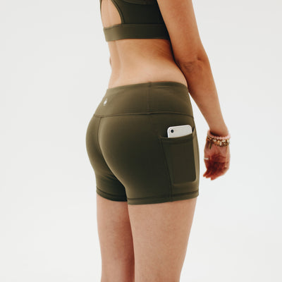 Bottoms - Rio Shorts (3.75 In. Inseam) - Pine Green