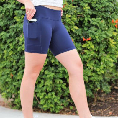 Bottoms - Rio Shorts (7 In. Inseam) - Dark Blue
