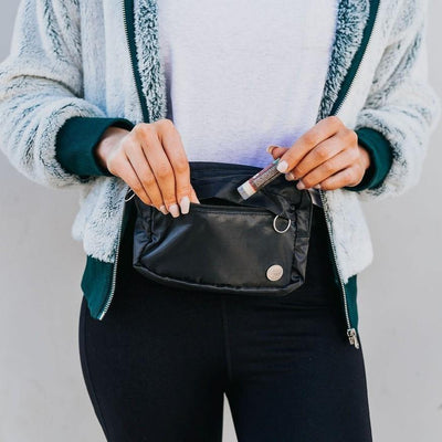 Fanny Pack - Black - Senita Athletics