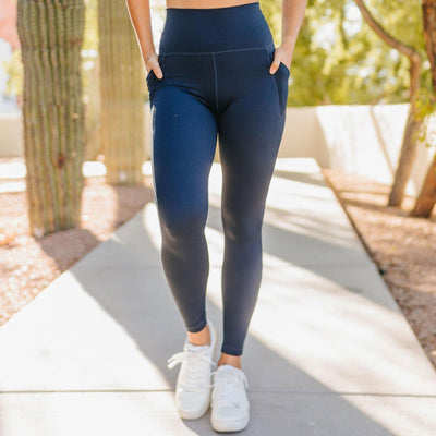 Lux Pace Pants - Navy - Senita Athletics