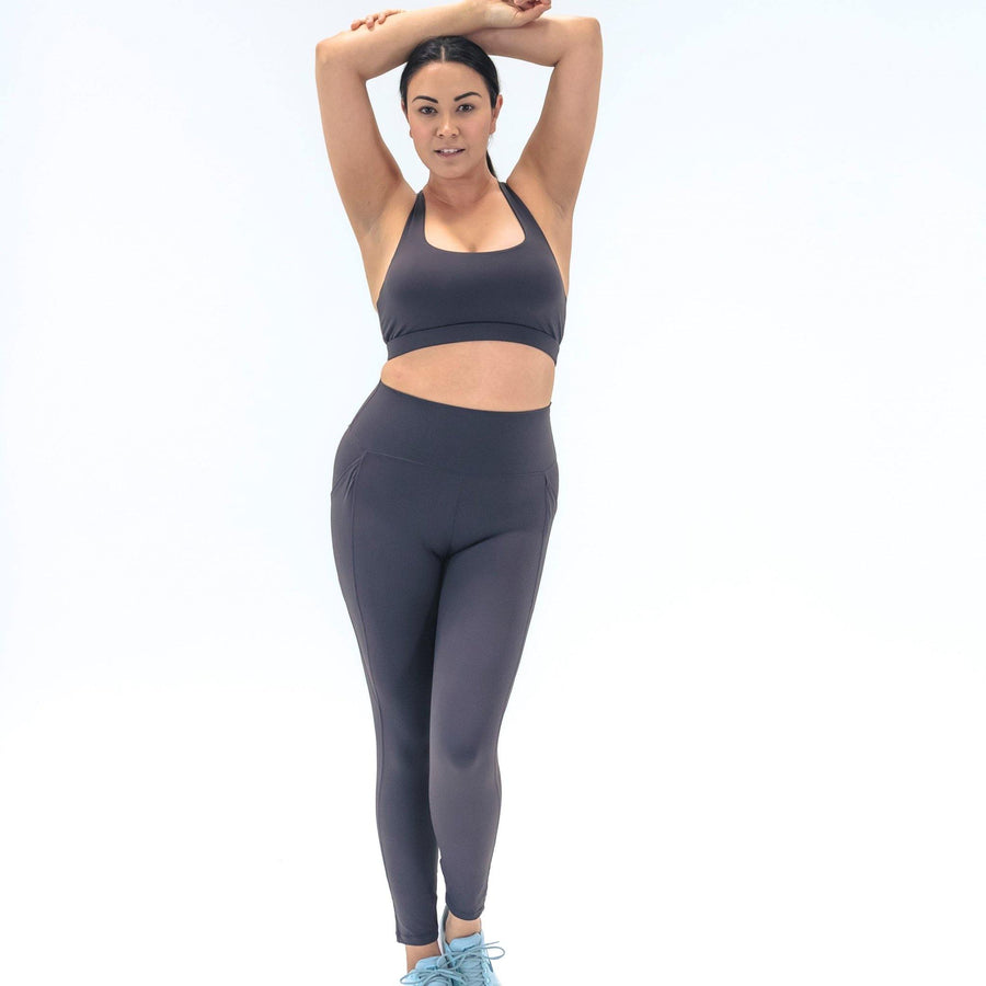 Lux Pace Pants - Storm - Senita Athletics