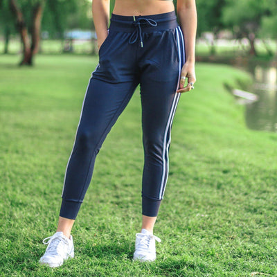 Sporty Joggers - Navy - Senita Athletics