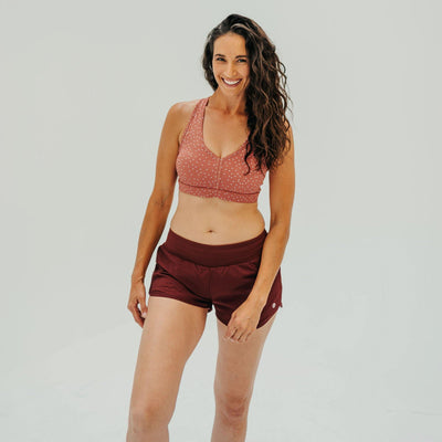 Swift Shorts 4 - Bronze - Senita Athletics