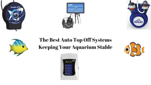Best Auto Top Off System - Keeping Your Aquarium Stable (2019 Reviews)