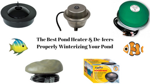 Best Pond Heater and De-Icer 2019 (Reviews & Costs)