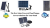 Best Solar Powered Pond Pumps - 2019 (Reviewed & Compared)