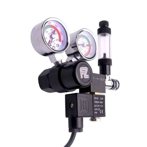 CO2 Regulator for Iwagumi Setups