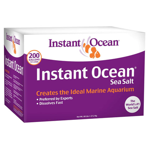 Instant Ocean Salt Mix Review