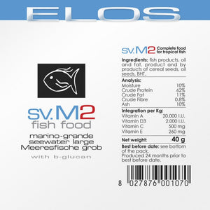 ELOS sVM 2 Marine Fish High Protein Food
