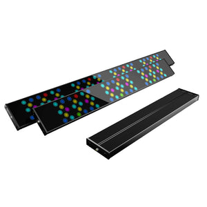 "LedZeal Zeus LED Reef Lighting 36"" 144W Fixture - 3 to 4 Feet Tanks"