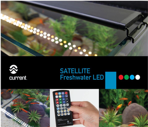Current USA Satellite Freshwater LED+ Pro Lights