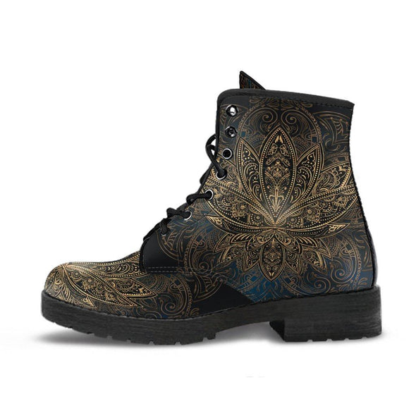 Lotus Of Glory 2.0 Handcrafted Boots