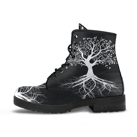 Image of Tree Of Life Handcrafted Boots