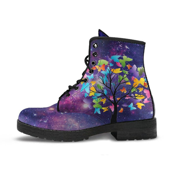 Butterfly Tree Boots