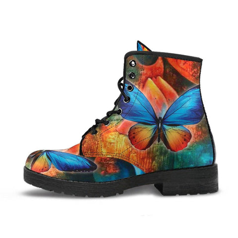 Image of Rustic Butterfly Boots