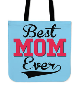 NP Best Mom Ever Tote Bag