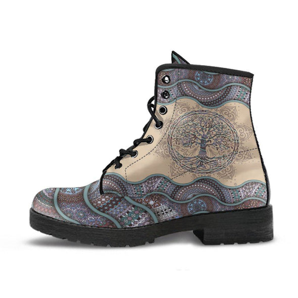 Tree Of Life Paisley Boots