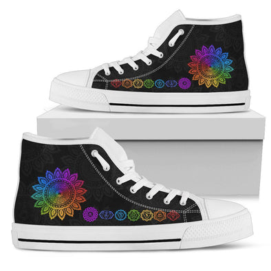 Chakra Handcrafted High Tops