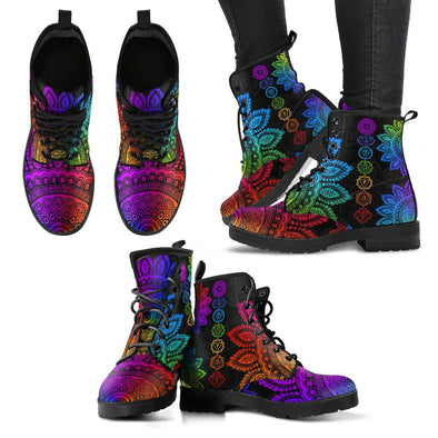 Chakra Handcrafted Boots