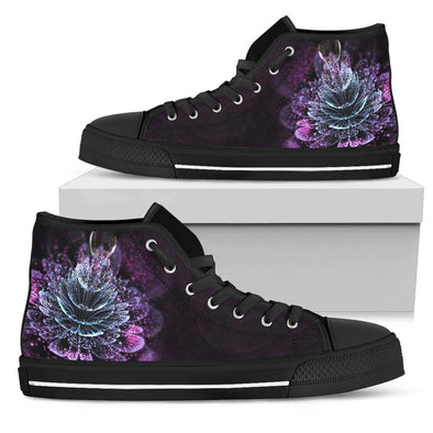 Beautiful Lotus Women's High Tops