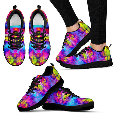 Butterfly Chakra Handcrafted Sneakers