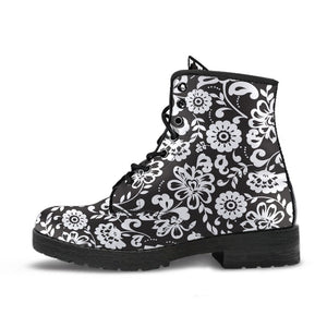 Paisley Floral Boots