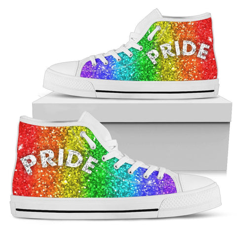 Image of Limited Time 60% Off Pride Men's High Top Shoes