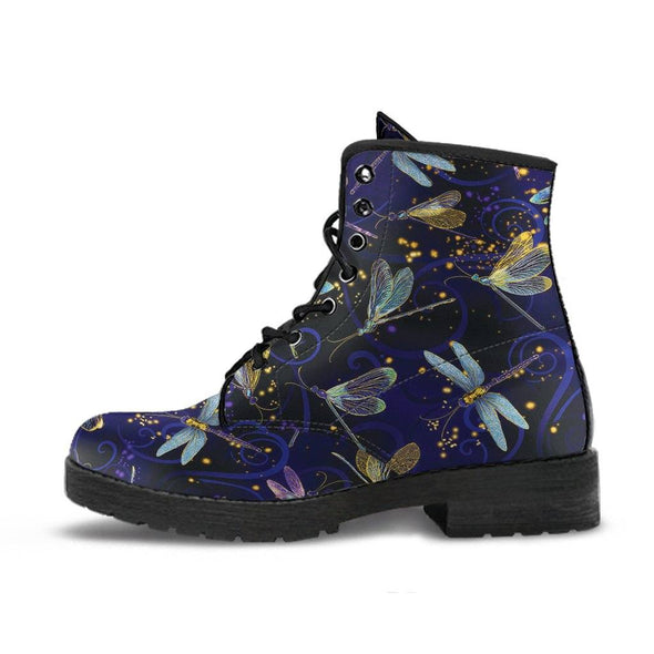 Magical Dragonfly Boots