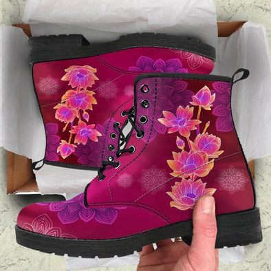 Lotus Handcrafted Boots